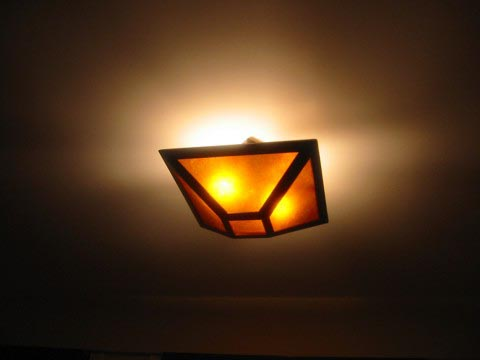 Mission Style Arts And Crafts Chandelier Ceiling Light