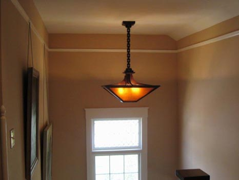 Mission Style Lighting And Craftsman Style Light Fixtures