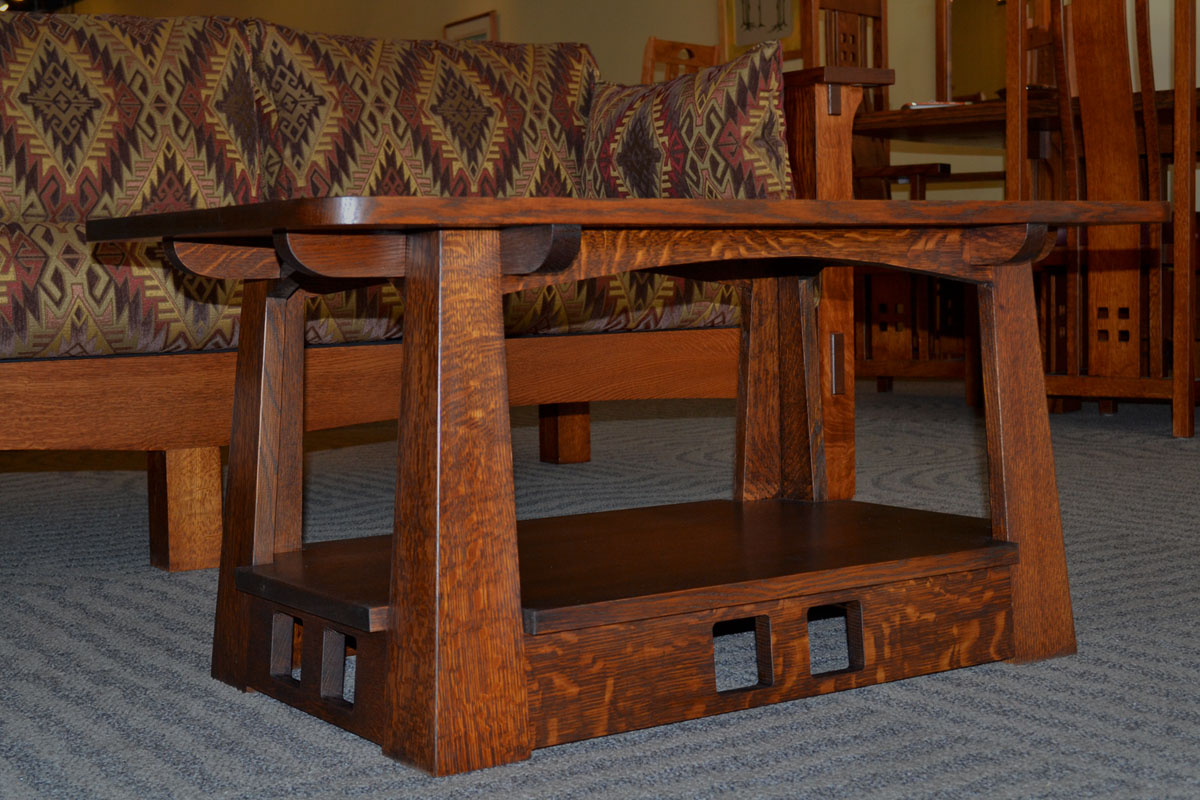 Limbert Craftsman Coffee Table